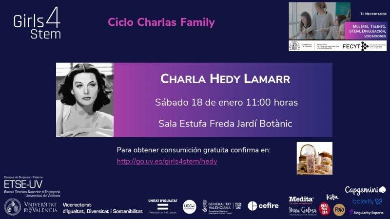 Girls4stem Charla Hedy