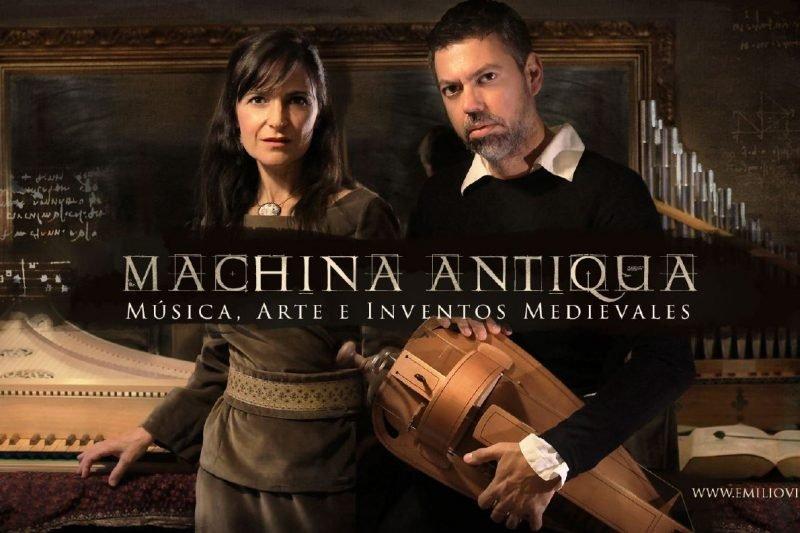 Machina Antiqua 1