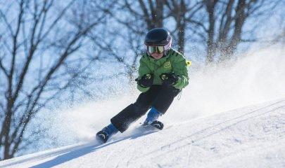 Nieve Niño Esqui