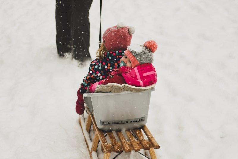 Nieve Niños 1