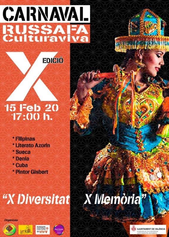 Carnaval Ruzafa 2020