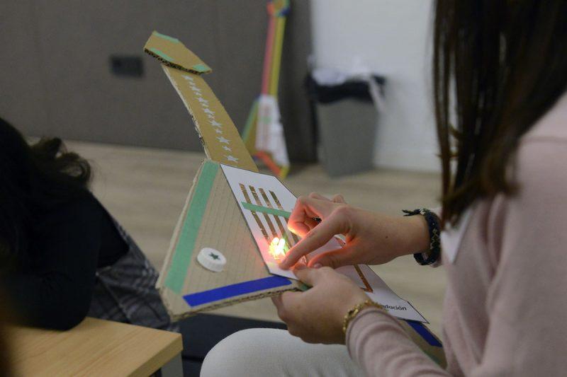 Fundacion Bancaja Talleres Infantiles Electricidad