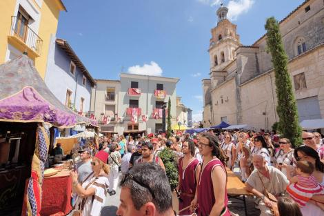 Mercado Medieval Ontinyent 1