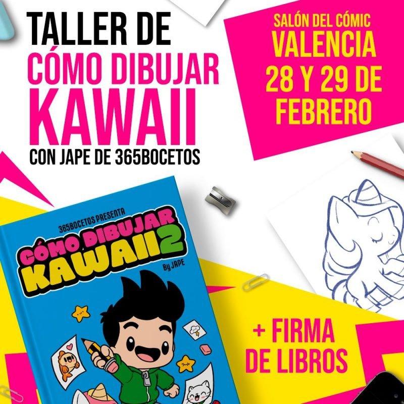 Salon Comic Valencia Zona Infantil 2020