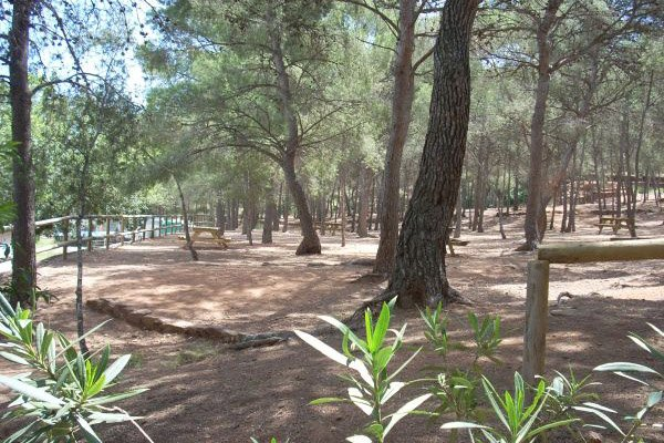Area Recreativa Santo Espiritu 1