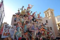 Falla Pilar 2019 Valencia