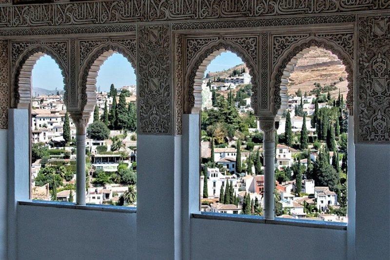 Granada Alhambra Albaicin