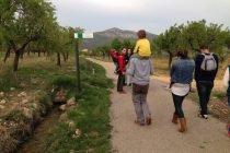 Ruta Barranco Agua Chera 1