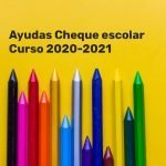 Cheque Escolar 2020 2021