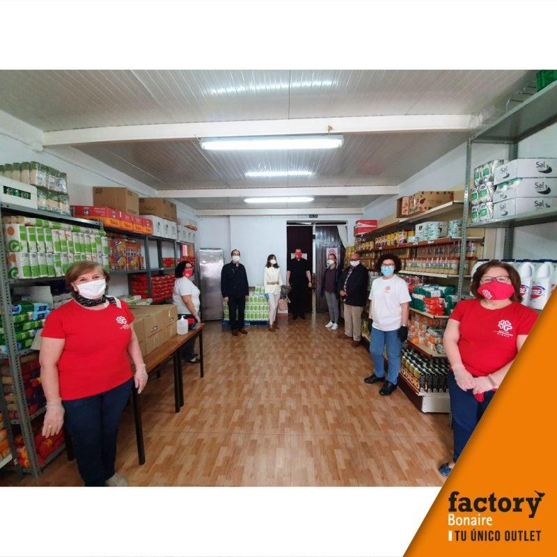 Movimiento Factory Bonaire Caritas