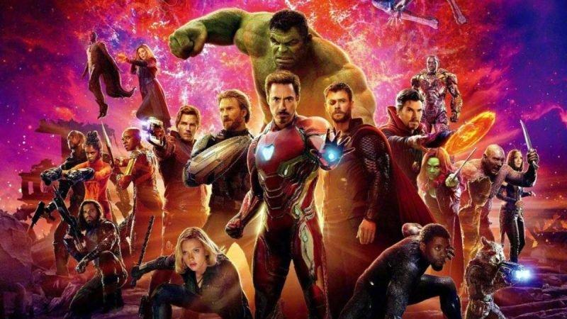 Escuela Septiembre 2020 Droide Avengers