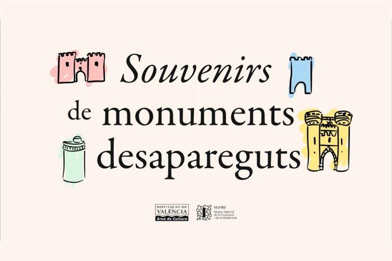 Souvenirs Monumentos Desaparecidos 1