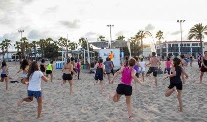 Actividades Deportivas Verano Playa Valencia 6