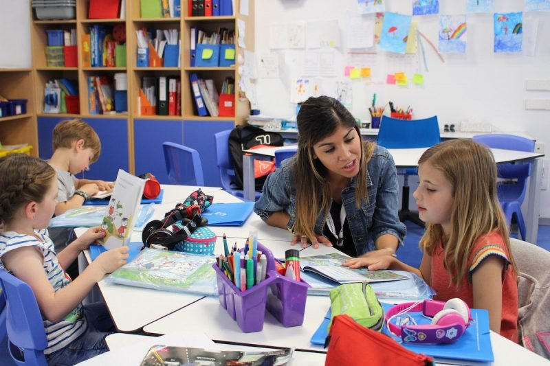 American School Valencia 1