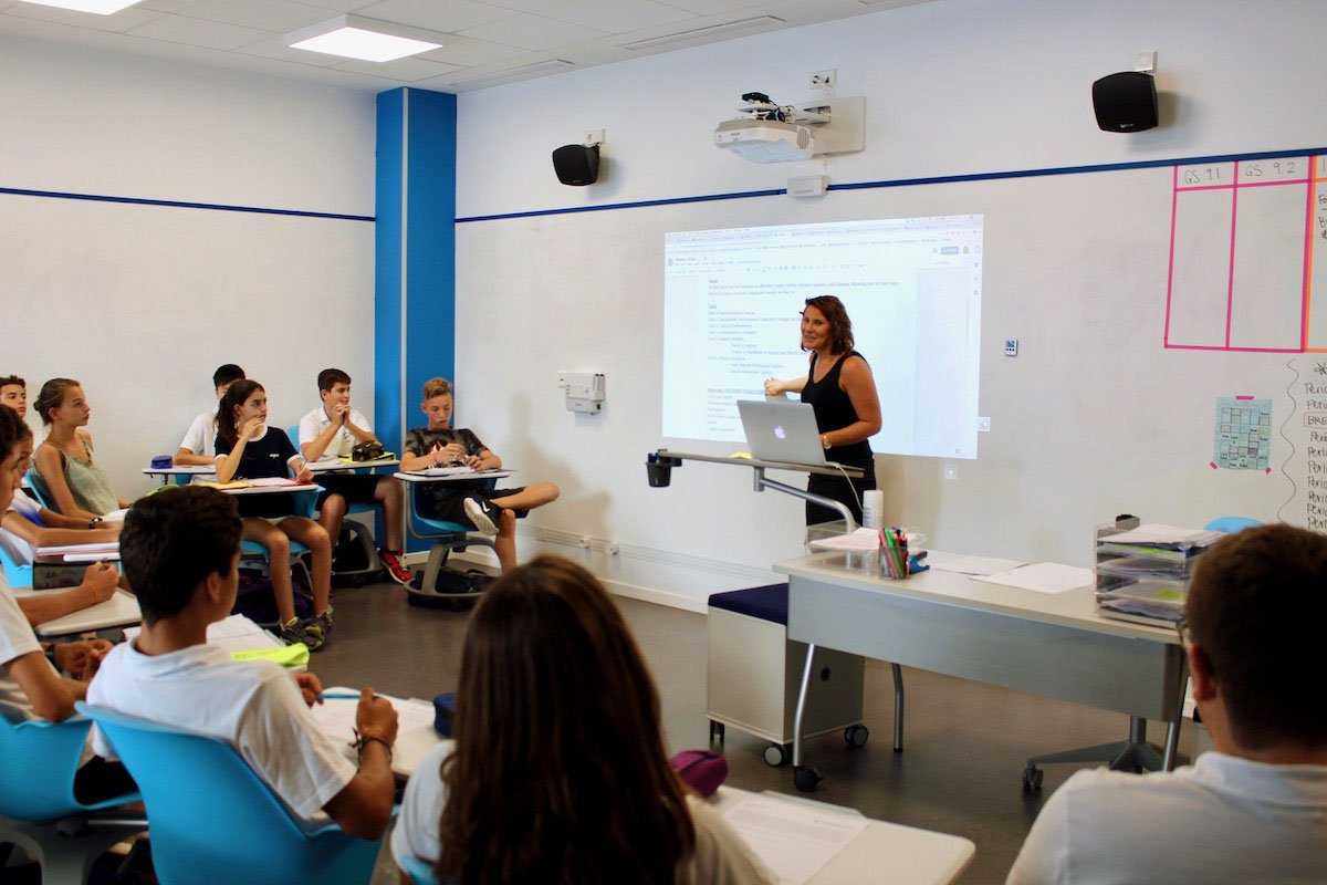 American School Valencia 3