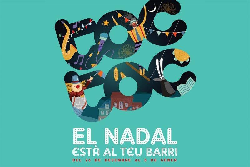 Toc Toc Navidad Barrio Valencia 2020 1