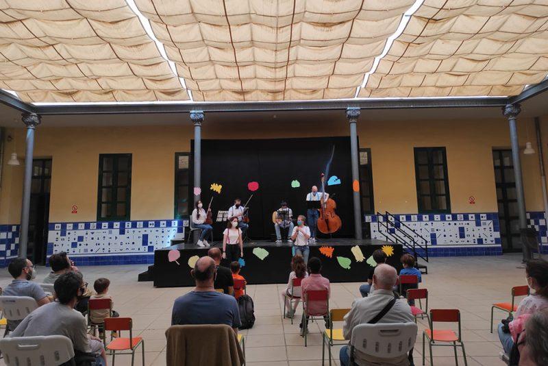 Espectaculo Infantil Centro Cultural La Beneficencia