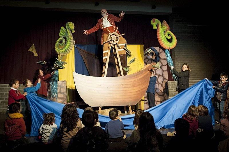 Teatro Infantil Pirata Barba 1