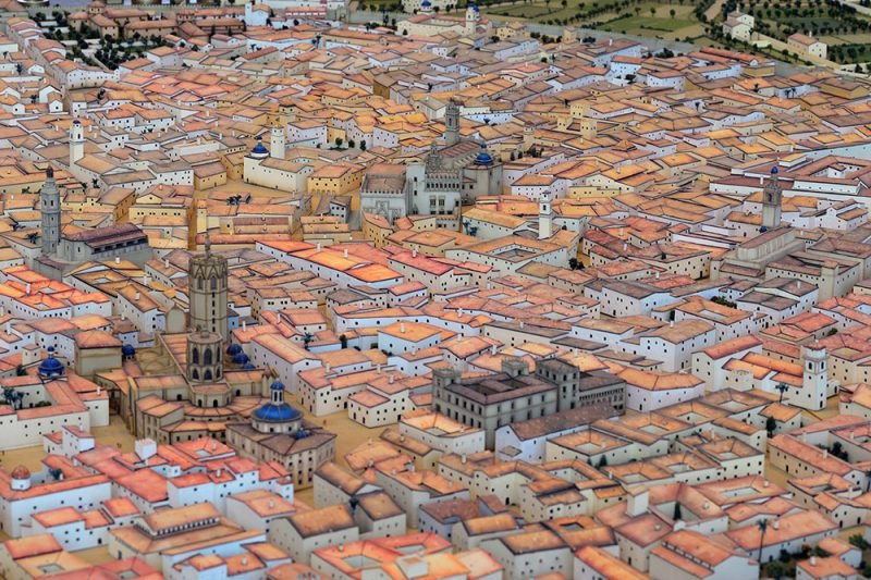 Visita Guiada Maqueta Valencia Padre Tosca 2