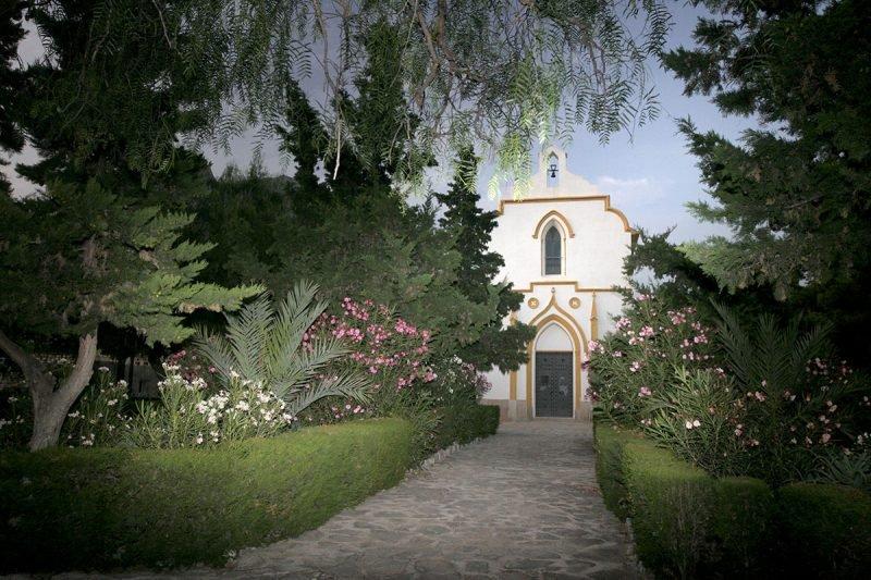 Ermita Castell Finestrat