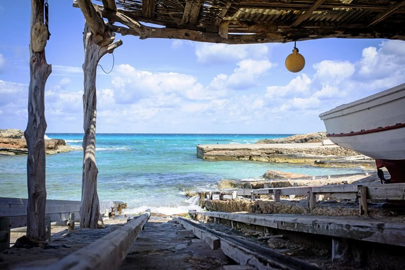Es Calo De Sant Agusti Formentera