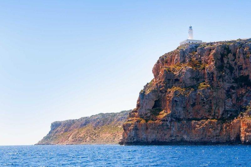 Faro De La Mola Formentera