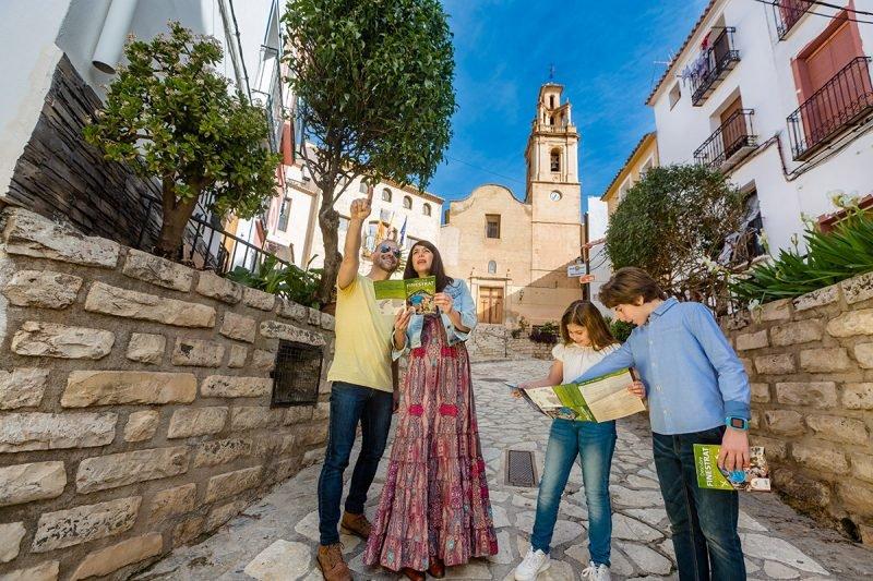 Ruta Descubre Finestrat Casco Historico Tradicional