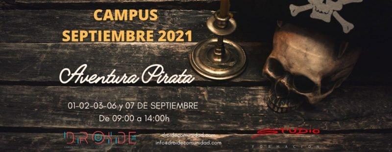 Droide Escuela Septiembre 2021