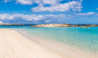 Formentera Playas Megabanner