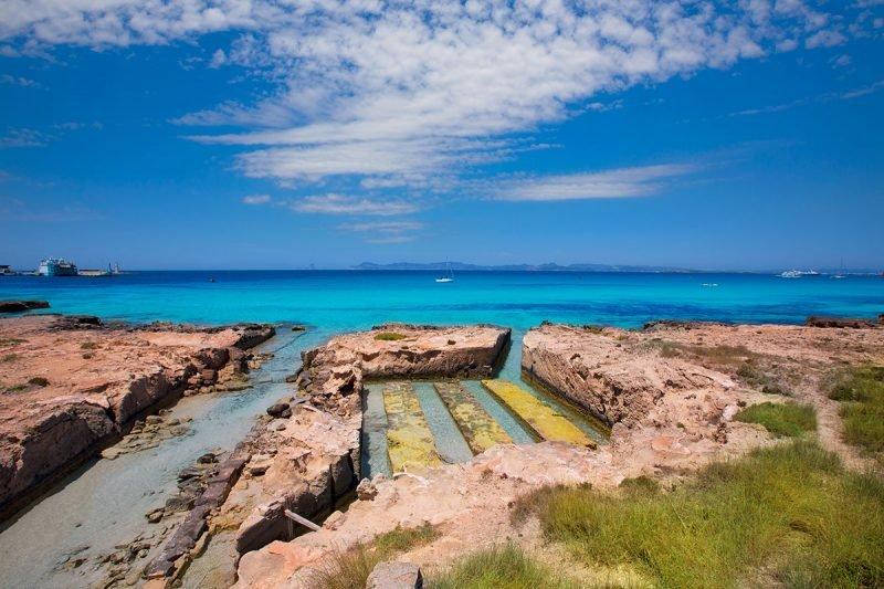 Mejores Playas Familia Formentera