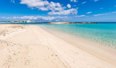 Playa Es Pujols Formentera 2