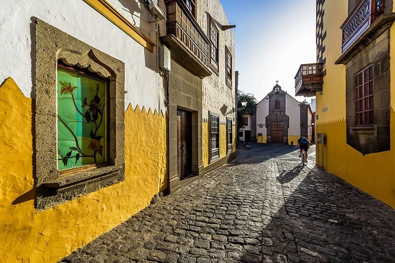 Barrio Vegueta Las Palmas